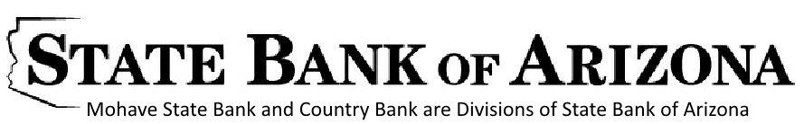 State Bank of Arizona logo