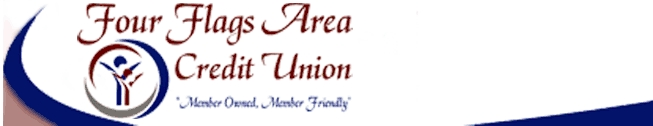 Four Flags Area Credit Union logo