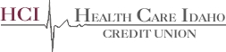 Health Care Idaho CU logo