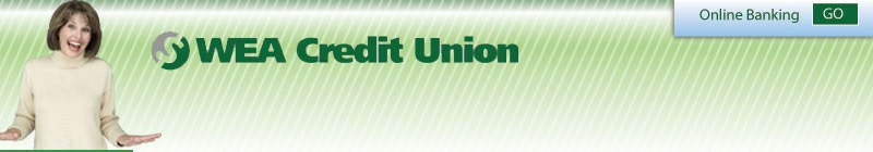 WEA Credit Union logo