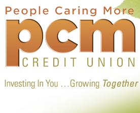 PCM Credit Union logo