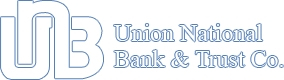 Union National Bank & Trust Co logo