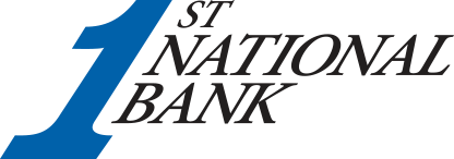 First National Bank of Henning logo