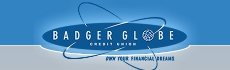 Badger Globe Credit Union logo