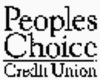 Peoples Choice Credit Union Logo