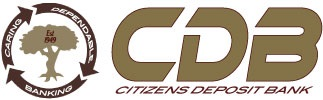 Citizens Deposit Bank Logo