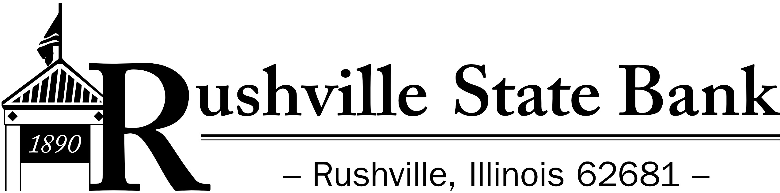 Rushville State Bank logo