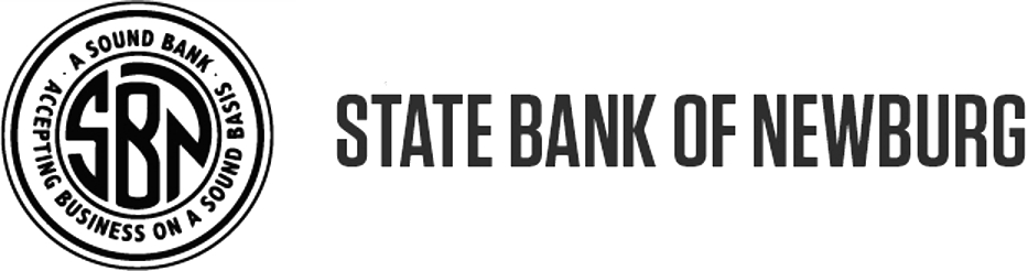State Bank of Newburg  logo