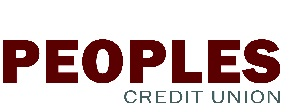 Peoples Credit Union Logo