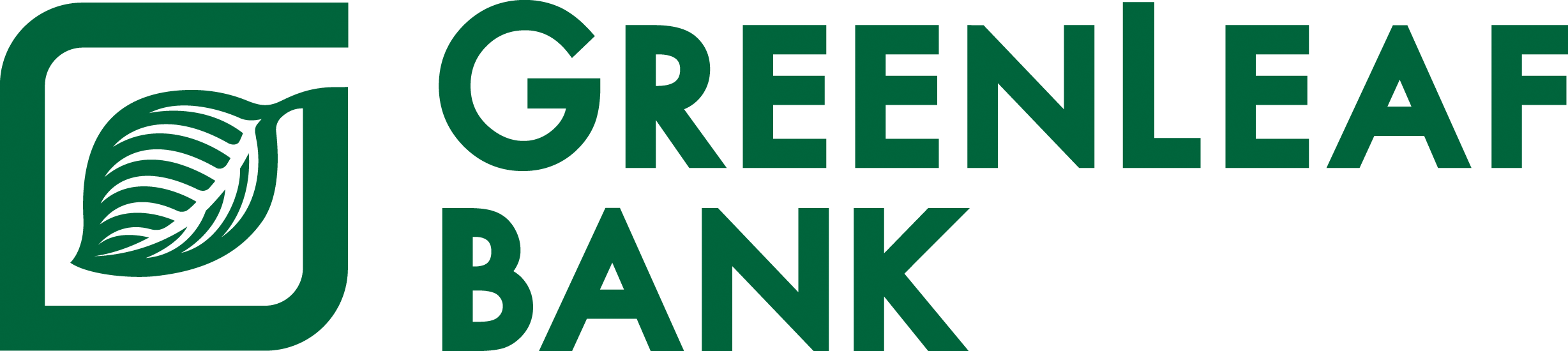 GreenLeaf Bank logo