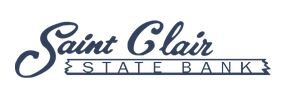 ST CLAIR STATE BANK logo