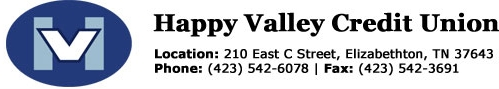 Happy Valley Credit Union logo