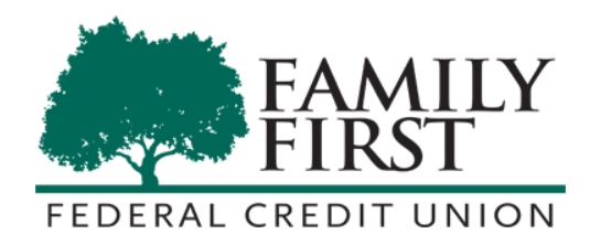 Family First FCU logo