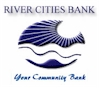 River Cities Bank Logo