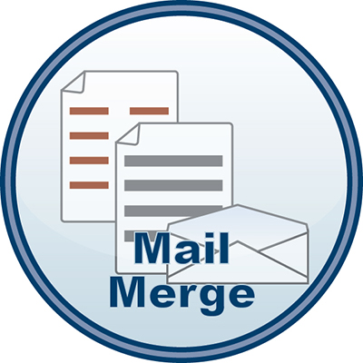 Learn about our Mail Merge