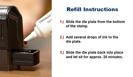 How to refill