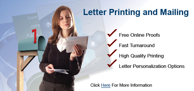 Variable letter printing now available