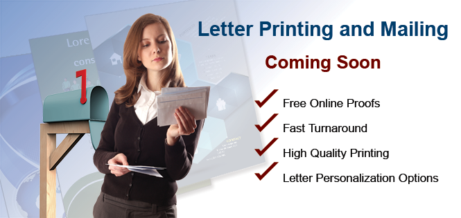 Variable letter printing coming soon